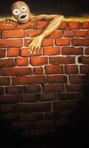 Gilbert and the Brick Wall