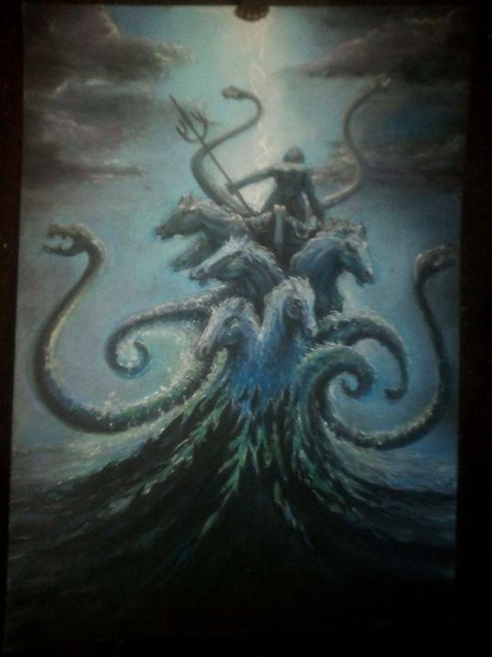 Poseidon - Work of art