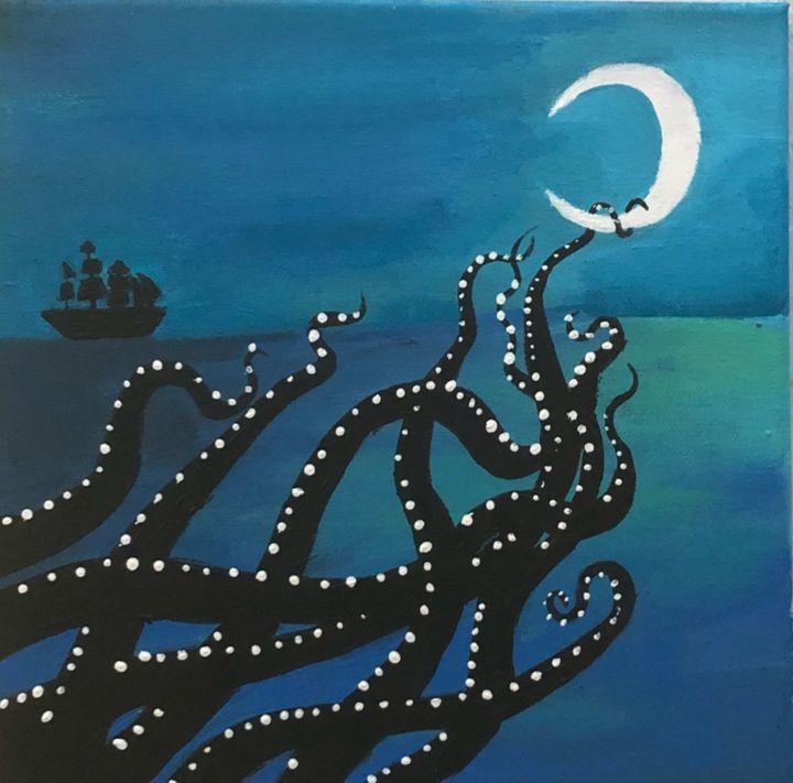 Octopus Blues - Sydney Jackson