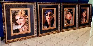 Maureen Hales  Portrait Series