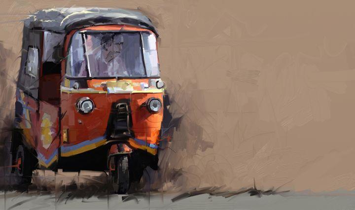 Bajay - painting