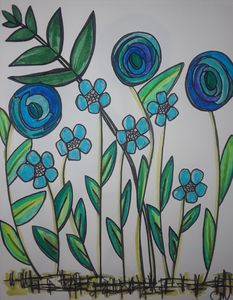 Blue Flower Group