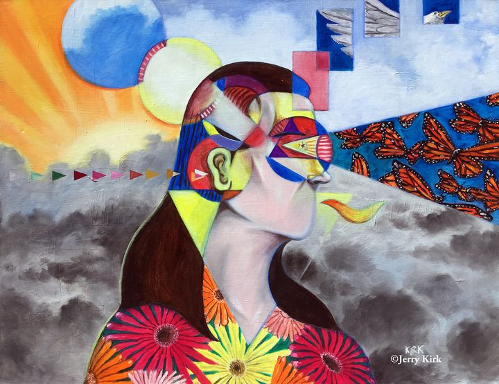 The Enlightened Woman - Jerry Lee Kirk