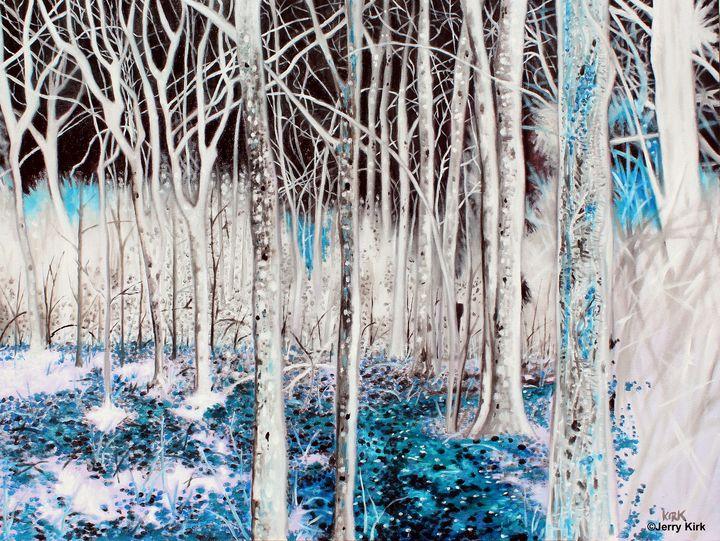 Spirit Woods - Jerry Lee Kirk