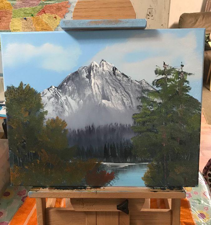Number 1 - Oil landscapes