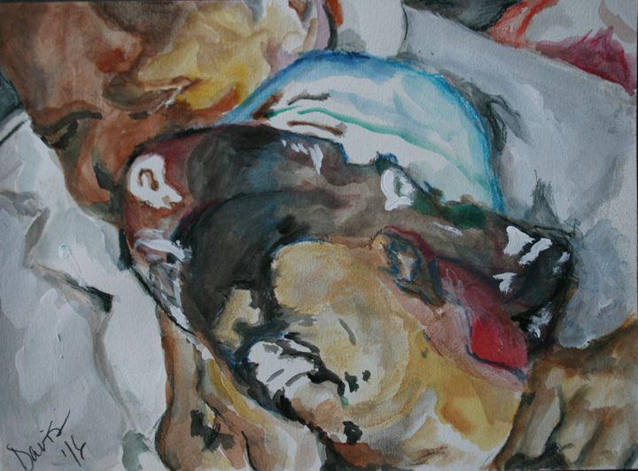 Consolation Print - Quwwa Artworks