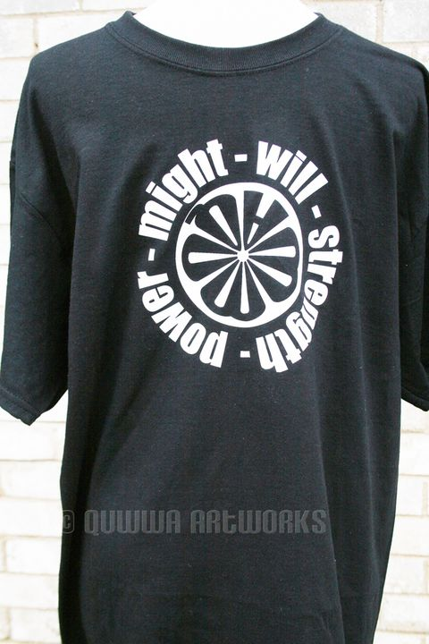 Short Sleeve Definition TShirt - Quwwa Artworks