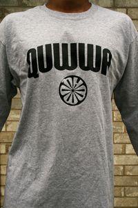 Long Sleeve Quwwa Logo Tee