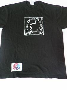 Black XL CWATIC Logo Shirt
