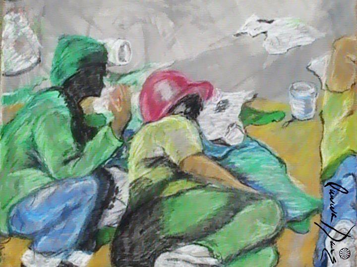 Untitled - Quwwa Artworks