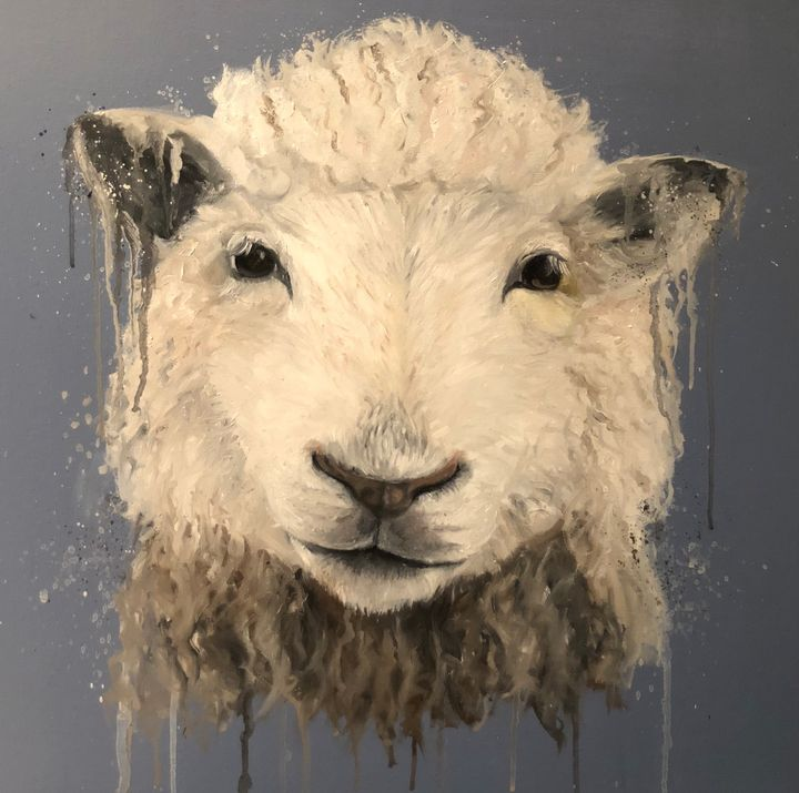 Sandra Sheep - Ashleigh Durham