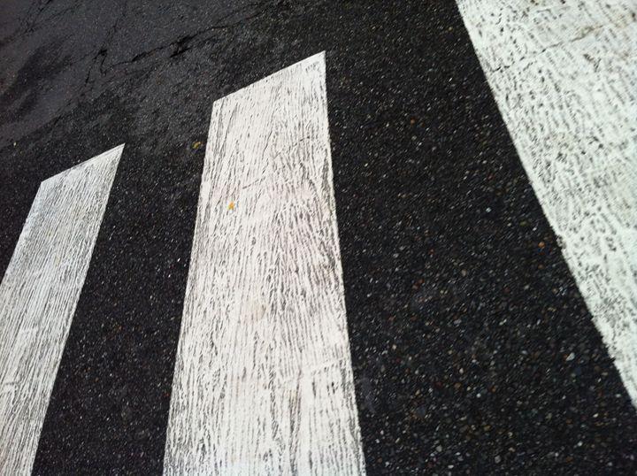 rainy road - vasilia