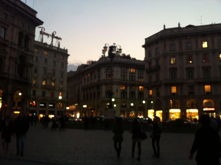 Milan centre - vasilia