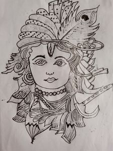 Lord Krishna's Blessings
