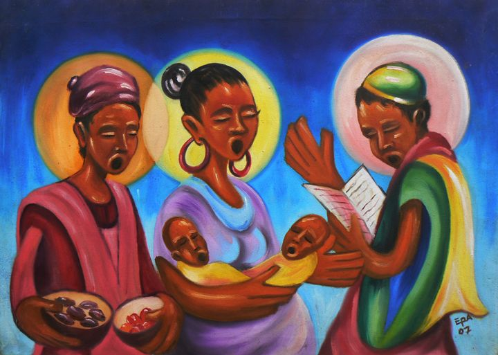 TWO BLESSING TWO MONEY - EPA ART AND CREATIVE STUDIO