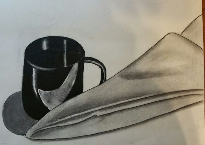 Tea Cup - A1 Art Gallery