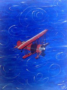 Red Aircraft Brazil 2