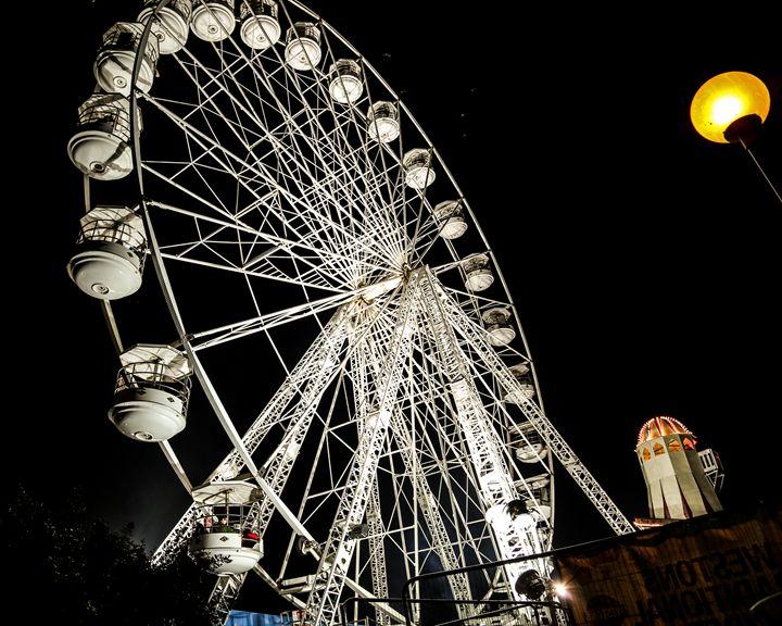 Wheel Delight - Henry Harrison