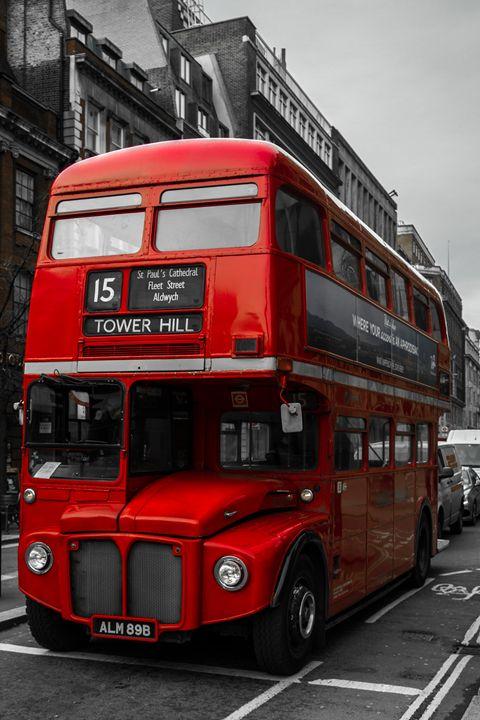 Tower Hill London - Henry Harrison