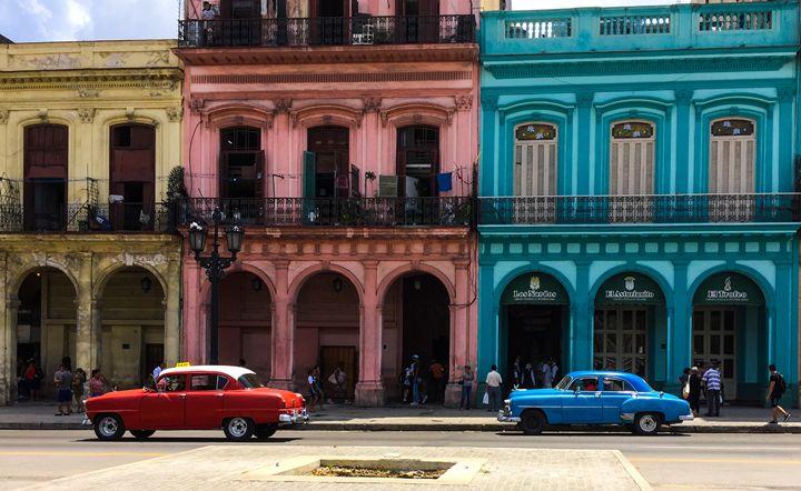 Havana Center - Henry Harrison