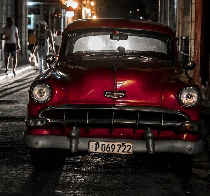 Cuban Taxi - Henry Harrison