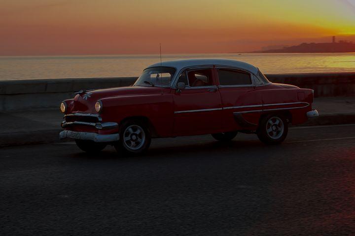 Havana Sunrise 2 - Henry Harrison