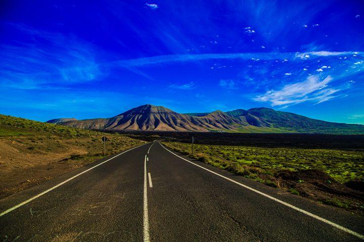 Mountain Roads - Henry Harrison