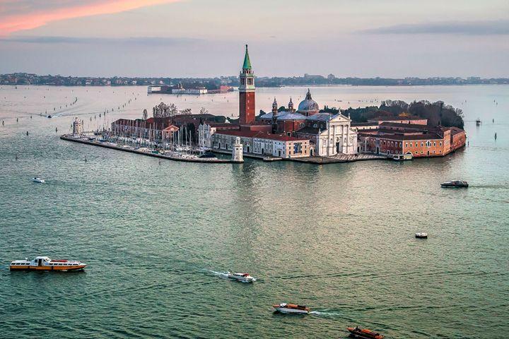 San Giorgio Maggiore - Henry Harrison