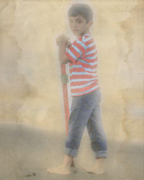 The Beach Boy - Henry Harrison