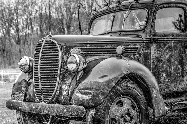 Old Ford Truck - Henry Harrison
