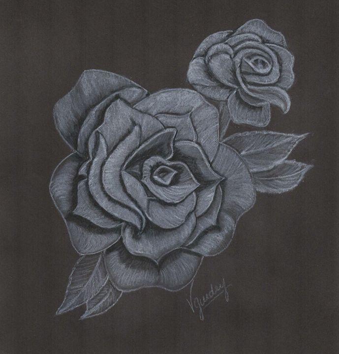 White Roses - Vguidry