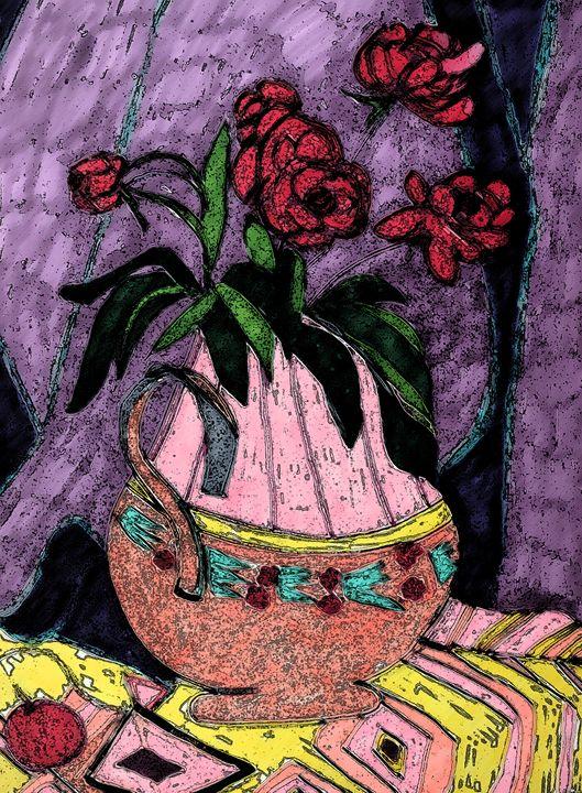Still Life - VickiJane Paintings