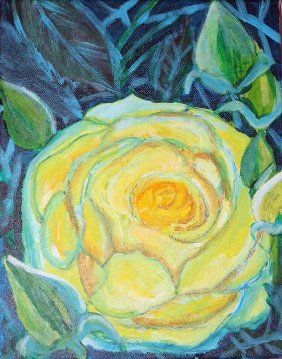 Rose - VickiJane Paintings