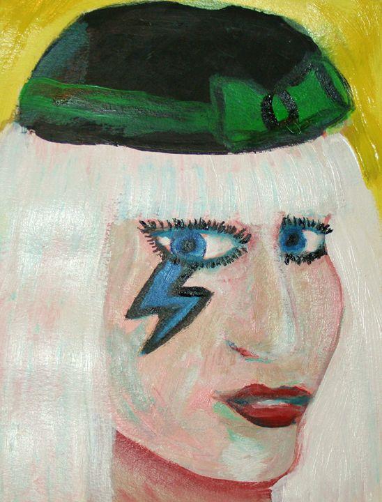 Gaga - VickiJane Paintings