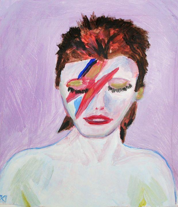 David - VickiJane Paintings