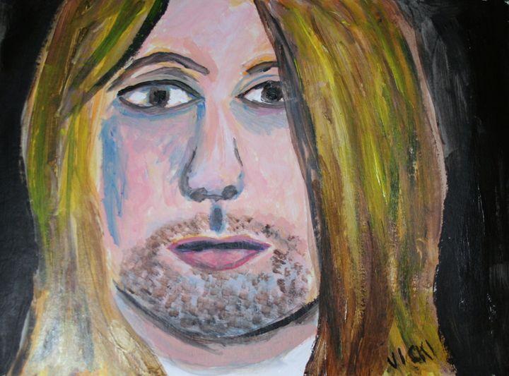 Kurt - VickiJane Paintings