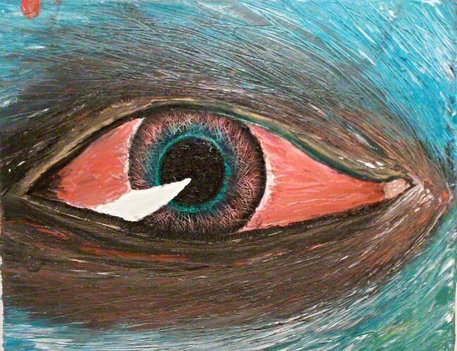 Eye of the Beholder - Timothy Lazar Art Gallery