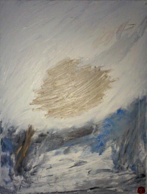 Whiteout - Timothy Lazar Art Gallery