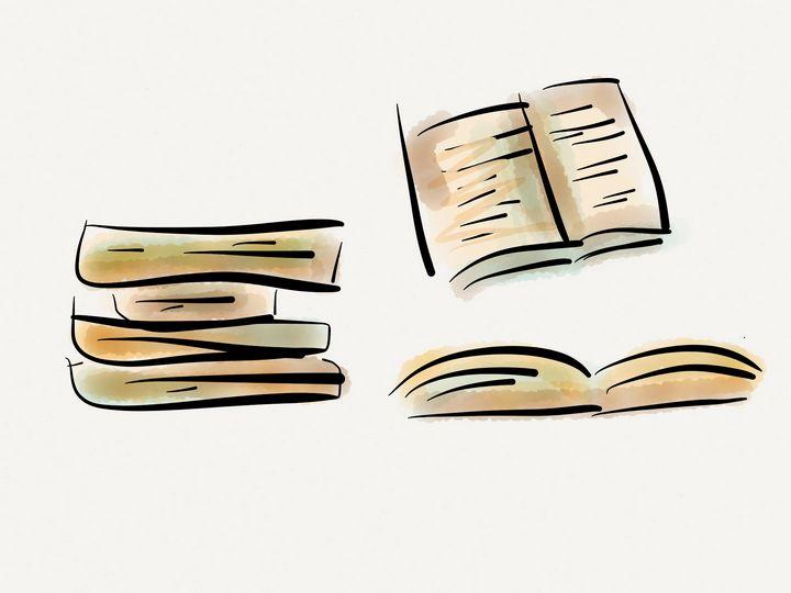 Books - Jerry Fess Art