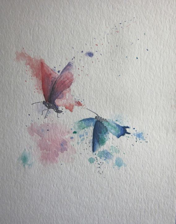 papillons - isalix