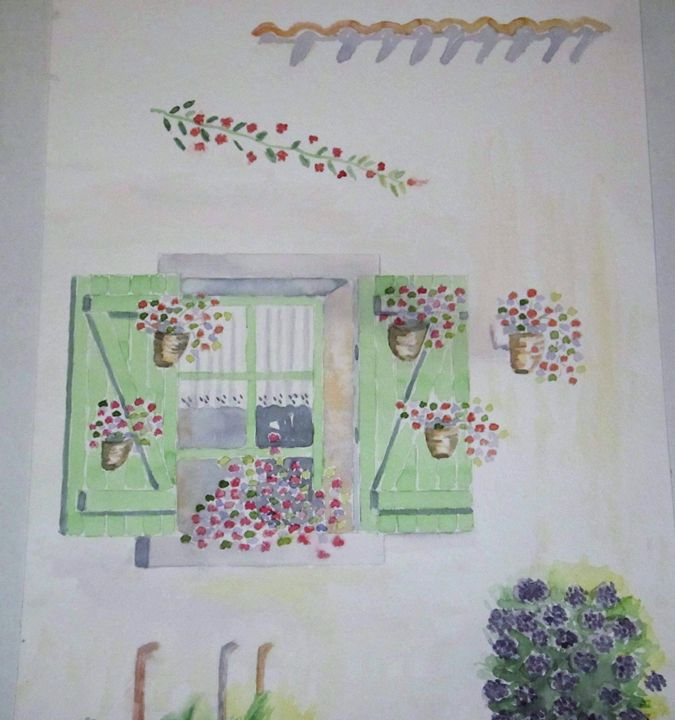 A la fenêtre 2 - isalix