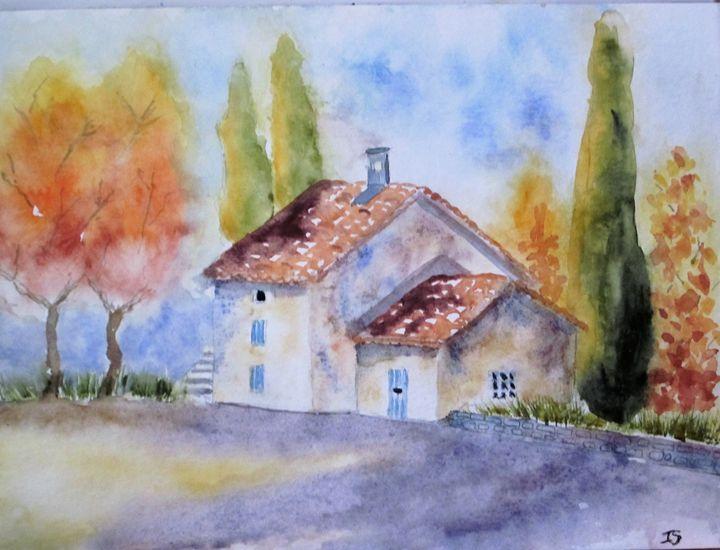 la maison aux cyprès - isalix