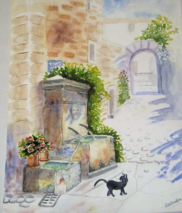 la vieille fontaine - isalix