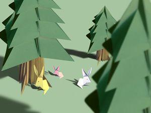 Paper Forrest.