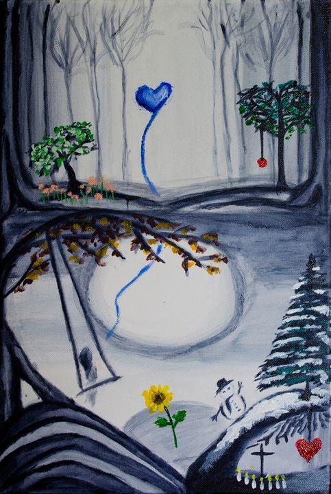 Playground - Krystal's Art