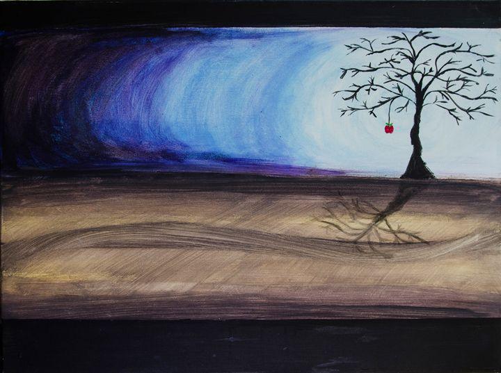The Barren Field - Krystal's Art