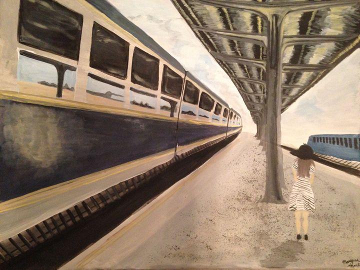 Anticipation - Elinor Martin