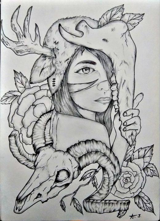 Demon fairy - Jammie