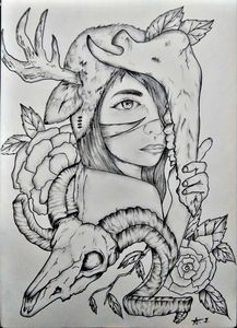 Demon fairy