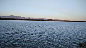 Majestic lake
